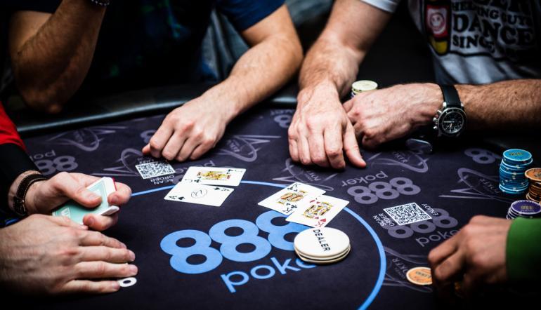 Tournoi à 1$ garantissant 100 000 $ sur 888Poker!