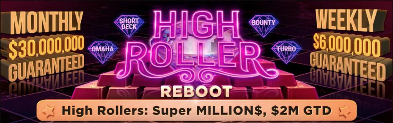 Nouveau tournoi hebdomadaire à 10 000 $ garantissant 2M$ sur GGPoker