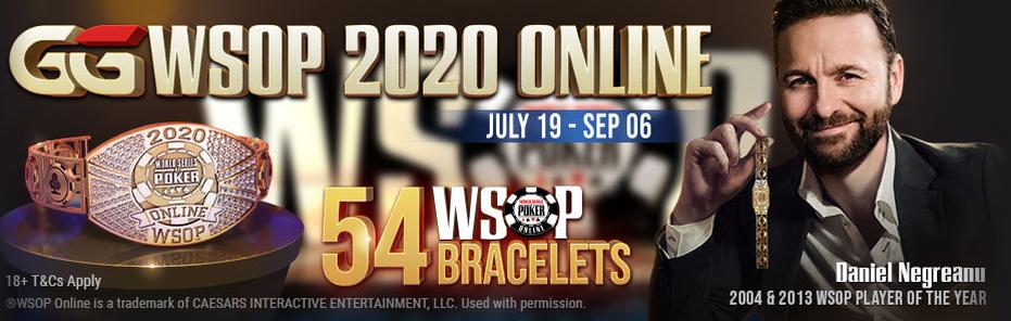 GGPoker annonce le calendrier des séries WSOP en ligne – 25M$ GTD pour le Main Event!