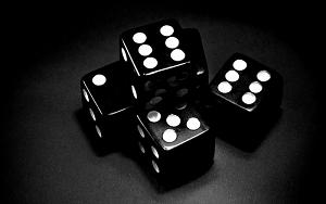 La loi de Dubins et Savage, ou le théorème du jeu Hardi