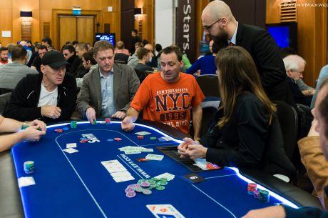 Un argument à votre table de poker?