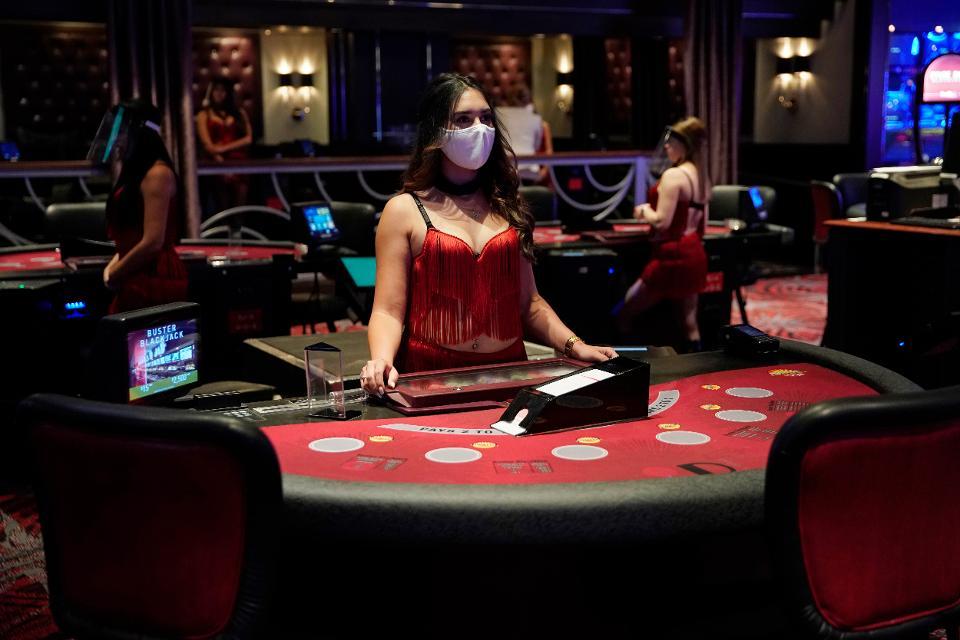 Réouverture des casinos d'Atlantic City pour le 4 juillet?