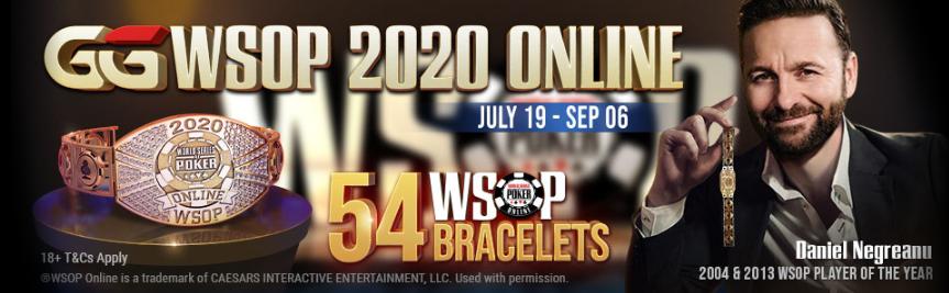 Le moment est arrivé! Les WSOP en ligne ouvertes aux Canadiens s'amorcent ce dimanche