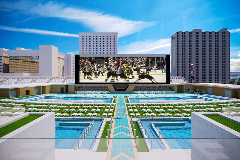 Un nouveau casino pour adultes seulement à Las Vegas