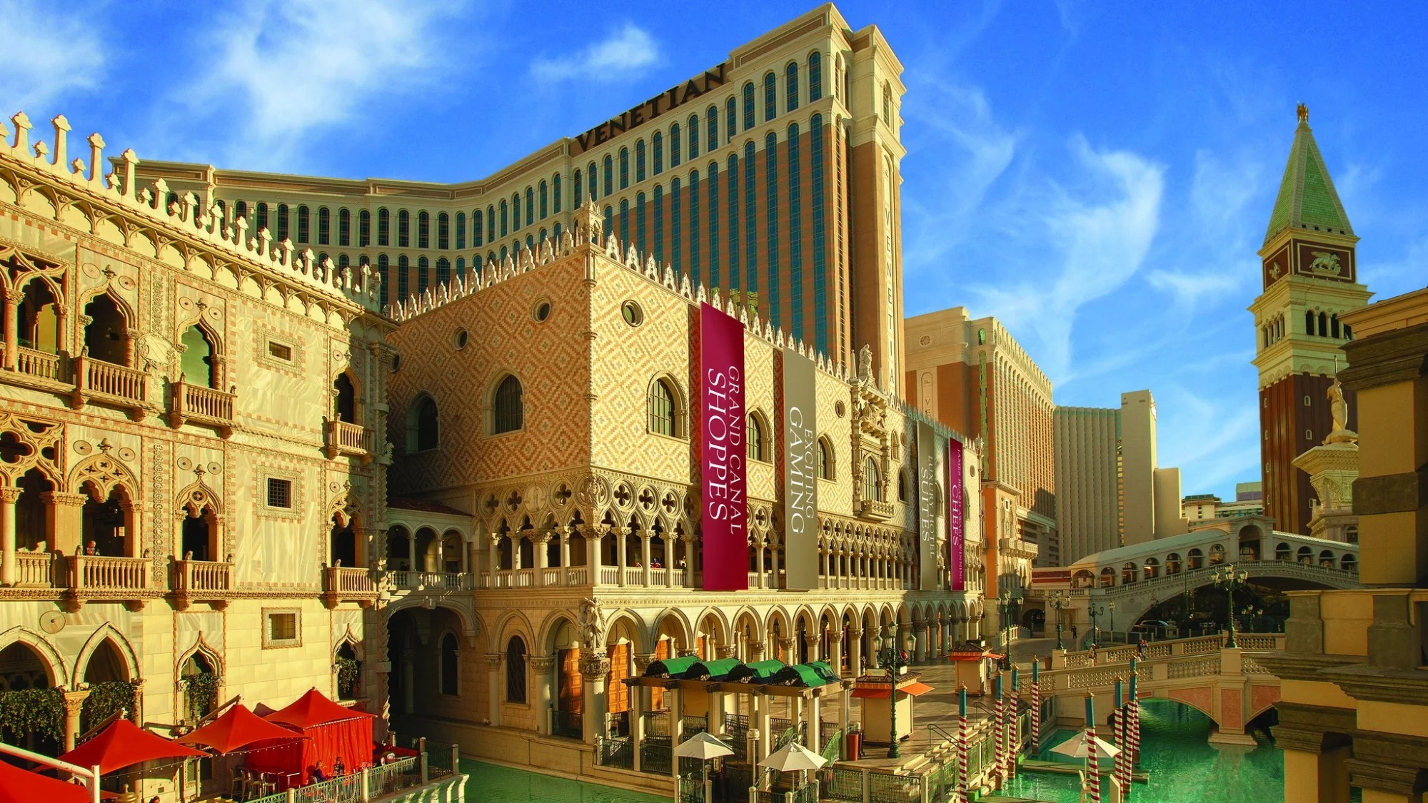 Recul des revenus de 97.1% pour Las Vegas Sands Corp.