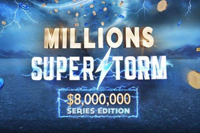 888Poker présente un festival de 480 tournois garantissant 8M$