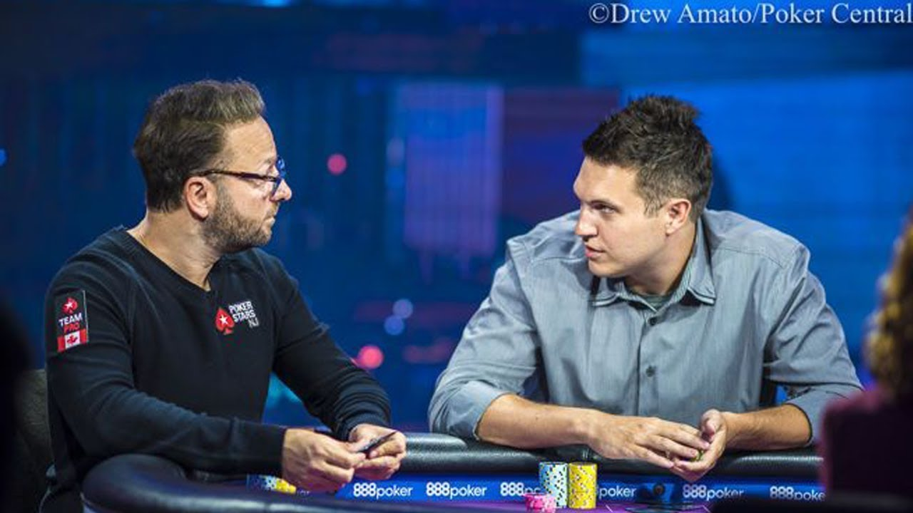 Polk vs Negreanu: «Deal the fuc**** cards!»