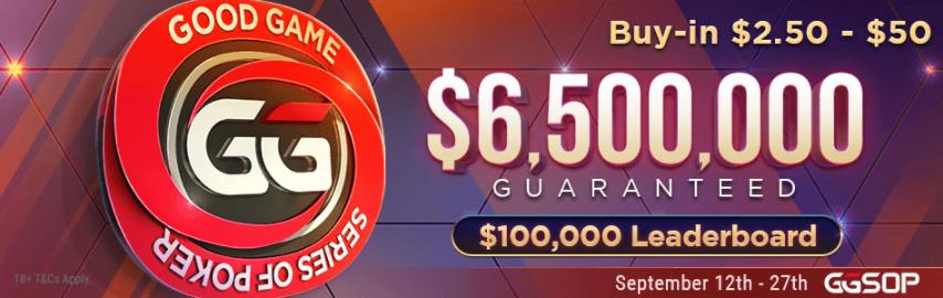 GGPoker annonce déjà un nouveau festival avec 6.5M$ en sommes garanties!