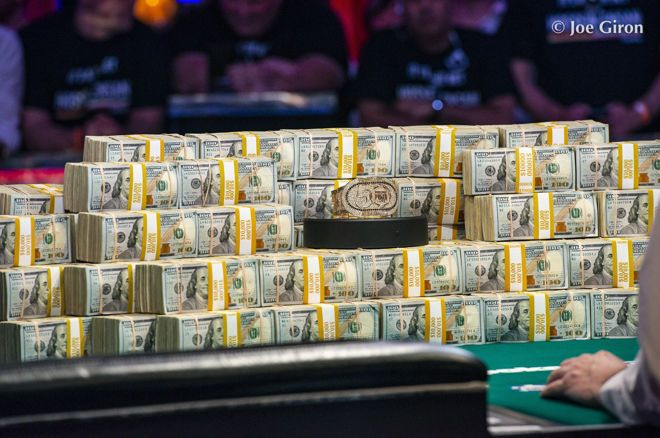 Il y aura un champion du monde WSOP 2020!