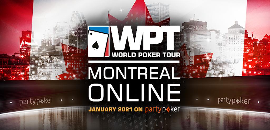 Le WPT Montréal 2021 se tiendra exclusivement en ligne