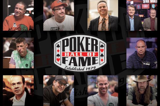 Annonce des nominés du Temple de la renommée du poker 2020