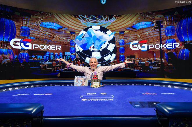 Damian Salas remporte le volet international du tournoi principal WSOP