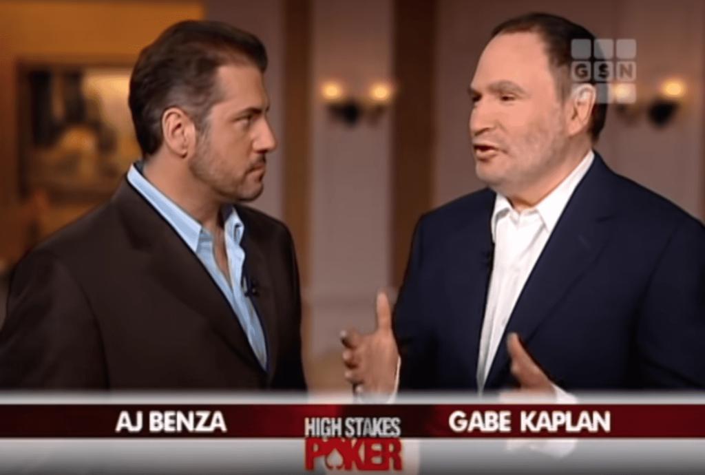 Gabe Kaplan et AJ Benza de retour comme animateurs d'High Stakes Poker