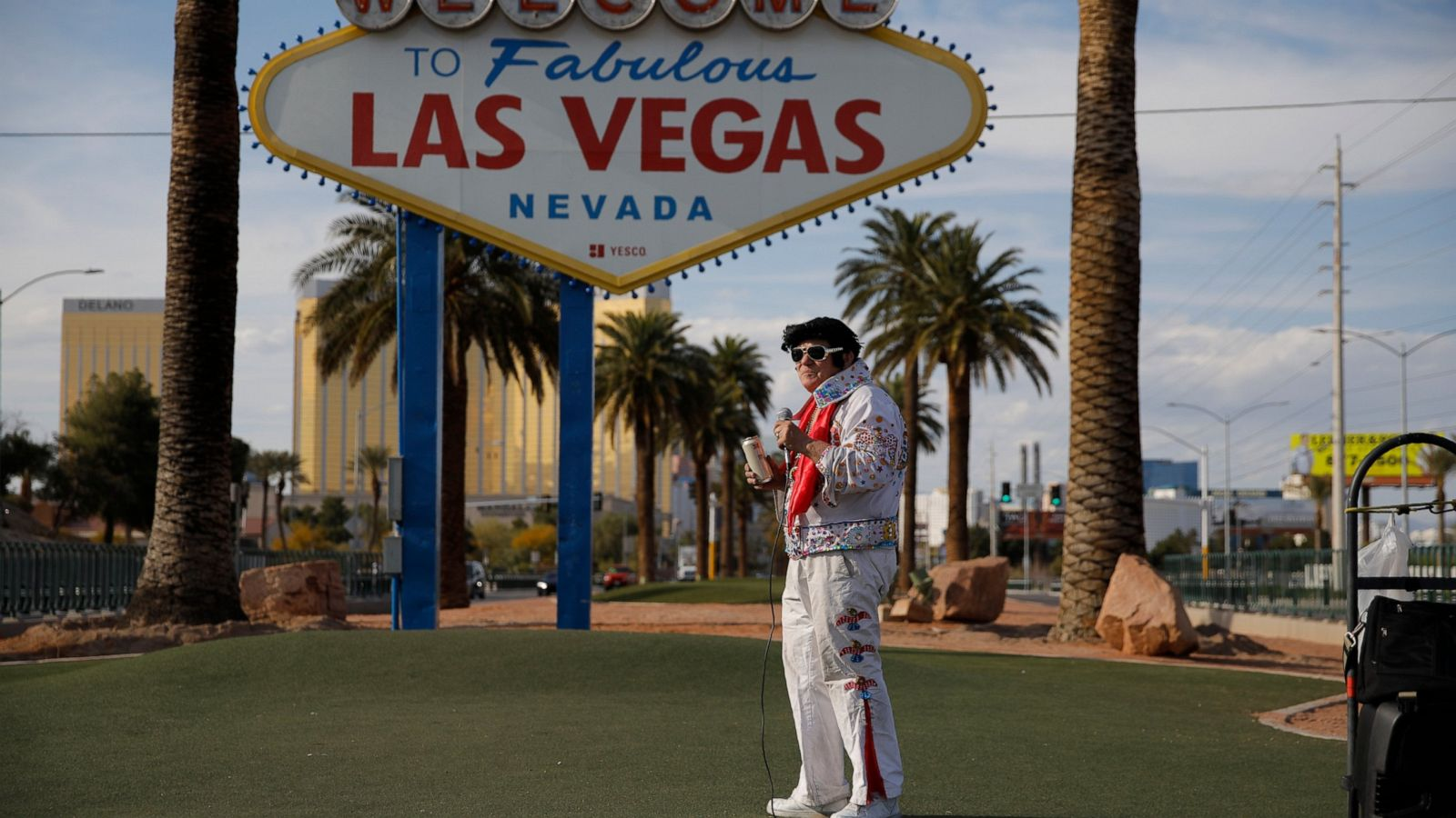 12 mois de baisse de revenu consécutifs pour Las Vegas
