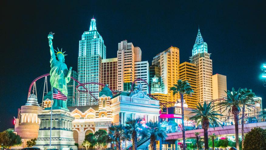 Des revenus de plus d'un milliard pour Las Vegas pour la 1re fois depuis la pandémie