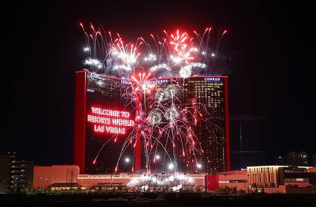 Les premières photos et informations sur Resorts World Las Vegas