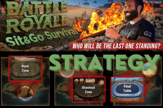 """GGPoker présente le nouveau format """"Battle Royale"""""""