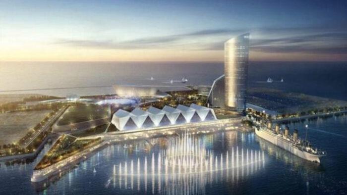 MGM dépose officiellement son plan pour un casino au Japon